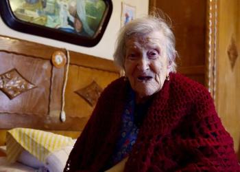 La donna più anziana del mondo è Italiana e oggi compie 117 anni.