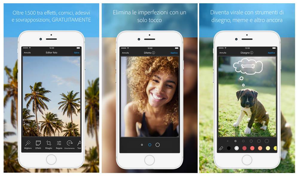 Le migliori app per modificare foto gratis con iPhone e Android