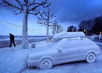 Le 10 città più fredde del mondo