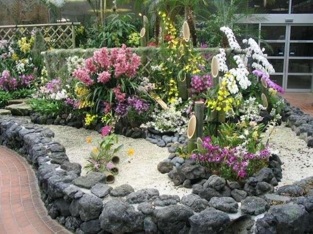 arredare il giardino con materiale riciclato: 5 consigli per ... - Arredare Il Giardino Con Le Pietre