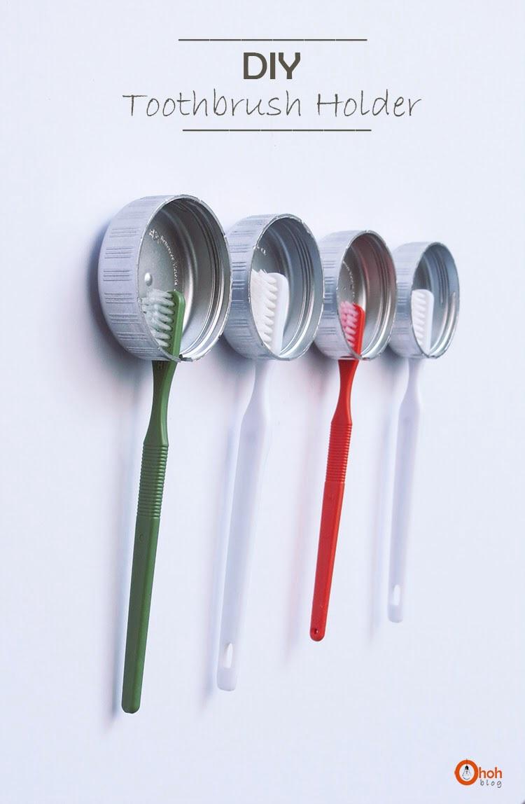 Idee per riciclare i tappi di plastica delle bottiglie