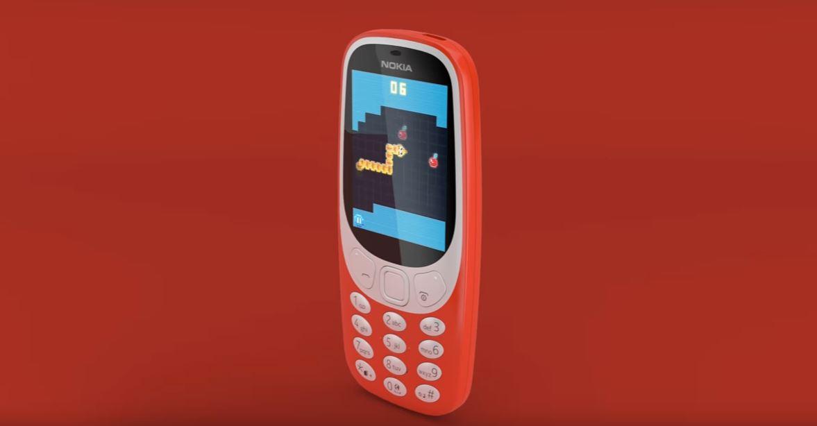 Nuovo Nokia 3310: il ritorno del mito con display a colori e Snake