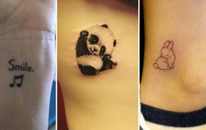 Tatuaggi piccoli e femminili: 20 idee per ispirarsi