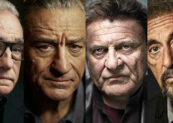 Netflix paga 100 milioni per riunire Scorsese, De Niro, Pesci e Pacino.