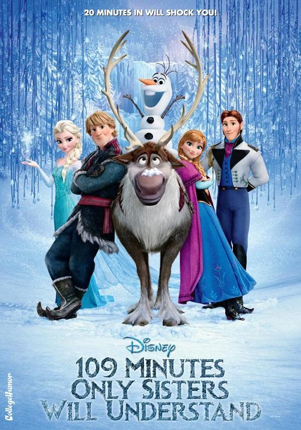 Se i Film Disney avessero dei titoli clickbait ingannevoli