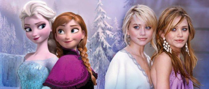 15 Celebrità che somigliano ai personaggi Disney