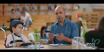 Nuovo spot di Checco Zalone per l'Associazione Famiglie Sma