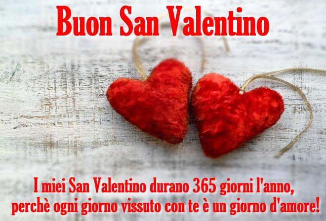 frasi auguri san valentino