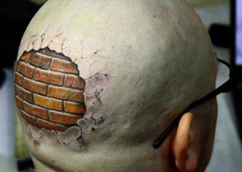 Tatuaggi 3D, le foto dei tatoo più belli e realistici