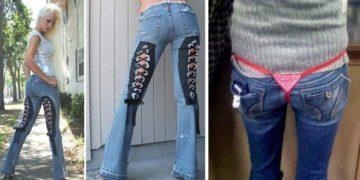 I 10 pantaloni più brutti che esistano
