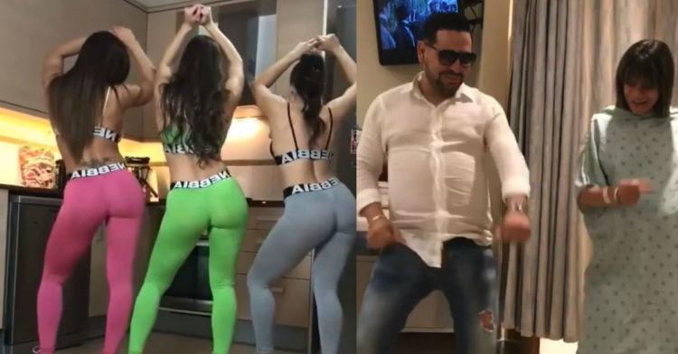 """La sfida del """"Dura Challenge"""" lanciata da Daddy Yankee è fuori controllo"""