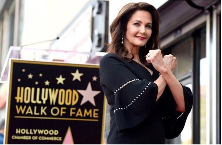 Anche Wonder Woman tra le stelle del Walk of Fame di Hollywood