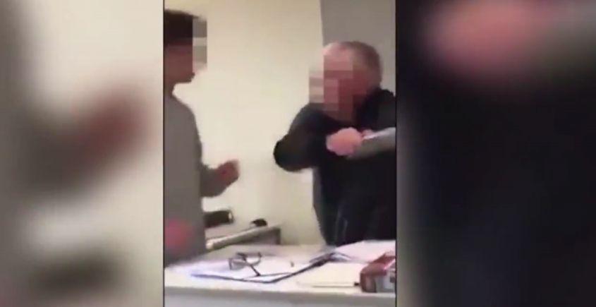 Il video degli studenti che bullizzano il prof è l'esempio che servono un po' di schiaffi sulle gengive