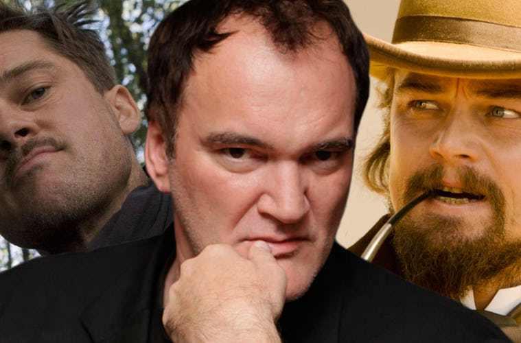 Il cast del nuovo film di Quentin Tarantino è pazzesco