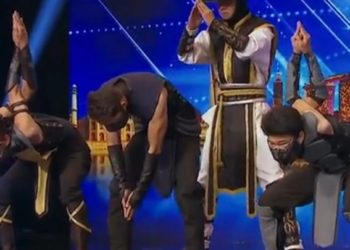 La coreografia in stile Mortal Kombat conquista i giudici dell'Asia's Got Talent