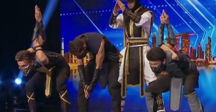 La coreografia in stile Mortal Kombat conquista i giudici dell'Asia's Got Talent