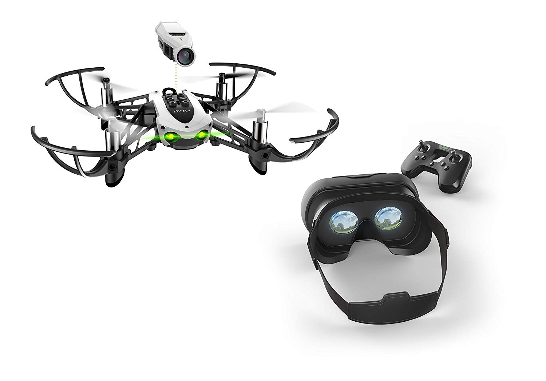 Parrot SA Mambo FPV Mini Drone