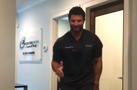 Il video del dentista che balla è diventato virale