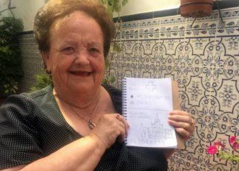 La nonna non sa leggere e il nipote inventa una rubrica speciale