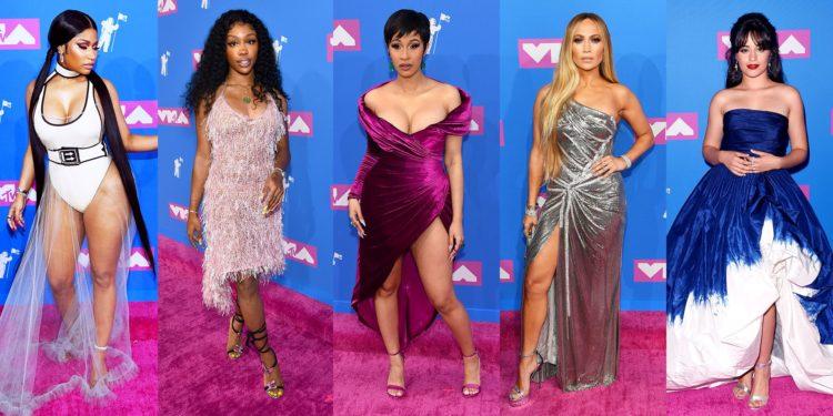 I look peggiori indossati per i VMA 2018