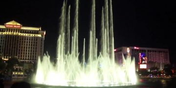 Dove andare per vedere le più belle fontane danzanti del Mondo