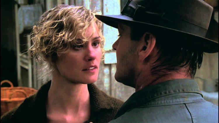 Jessica Lange in Il postino suona sempre due volte