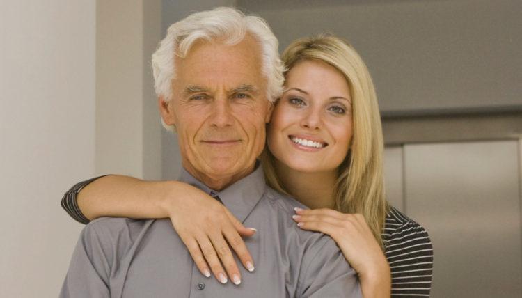 Come affrontare la differenza di età con il partner