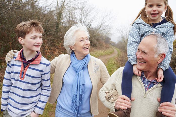 Festa dei Nonni 2 ottobre
