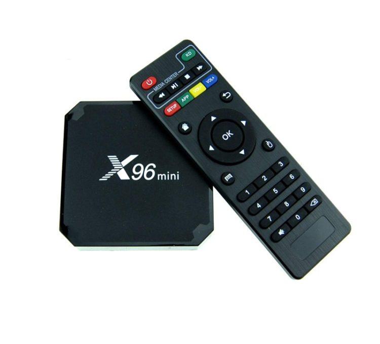 LAION x96 mini 4k Android Smart TV Box