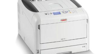 Stampanti a colori wifi: colori speciali Oki protagonisti al Viscom 2018