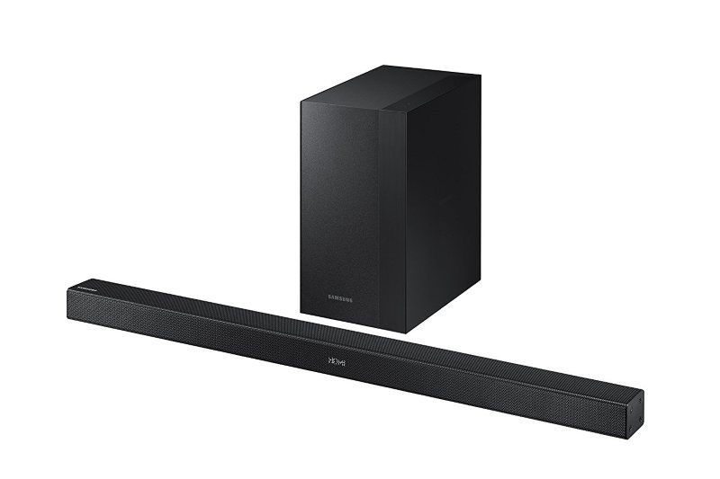 Samsung HW-K450 Soundbar da 300 W, 2.1 Canali