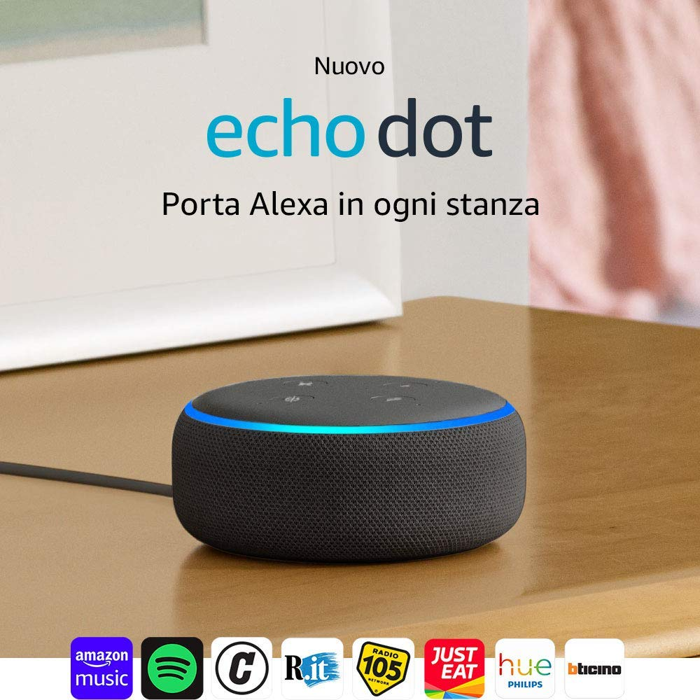 Amazon Alexa - Echo Dot