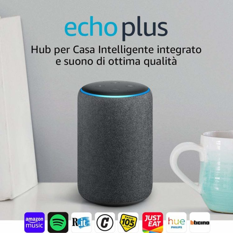 Amazon Alexa - Echo Plus