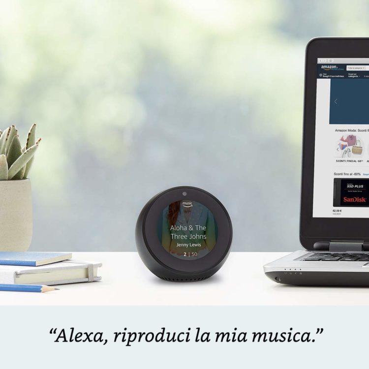 Amazon Alexa - Echo Spot