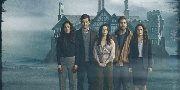 Il cast di The Haunting of Hill House Netflix