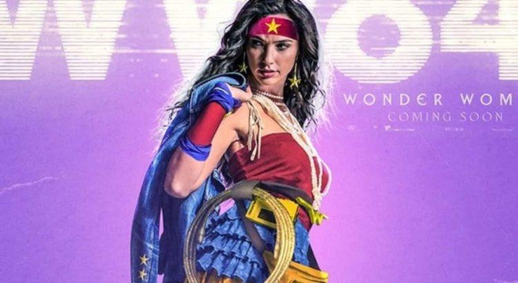 Wonder Woman 2, 1984