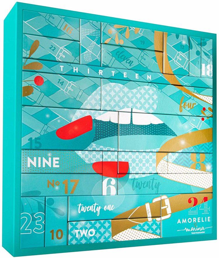 Il calendario erotico dell'avvento 2020 di AMORELIE è il regalo perfetto per Natale