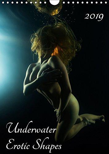 Calendario 2019 Underwater Erotic Shapes