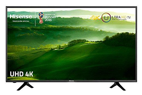 "Hisense H43N5300 43"" 4K Ultra HD Smart TV Wi-Fi Nero"