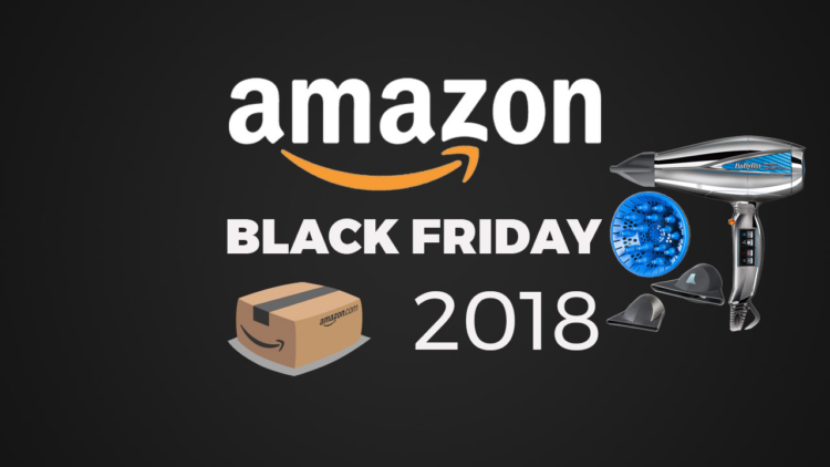 Asciugacapelli Black Friday 2018