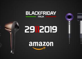 Asciugacapelli Black Friday 2019: le migliori offerte su amazon