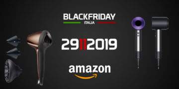 Asciugacapelli Black Friday 2019: le migliori offerte su amazon