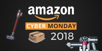 Dyson Cyber Monday Aspirapolvere Senza Fili 2019