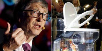 """Bill Gates inventa il """"water del futuro"""" per salvare milioni di vite"""