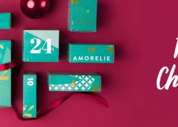 Il calendario erotico dell'avvento 2018 di AMORELIE è il regalo perfetto per Natale