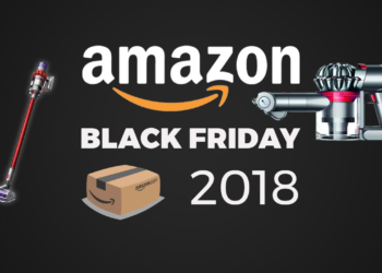 Aspirapolvere Black Friday Amazon