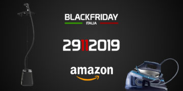 Ferri da stiro Black Friday 2019: i migliori in offerta