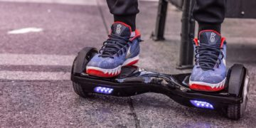 Hoverboard in offerta