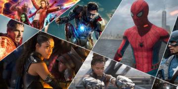 I film più belli con i supereroi Marvel