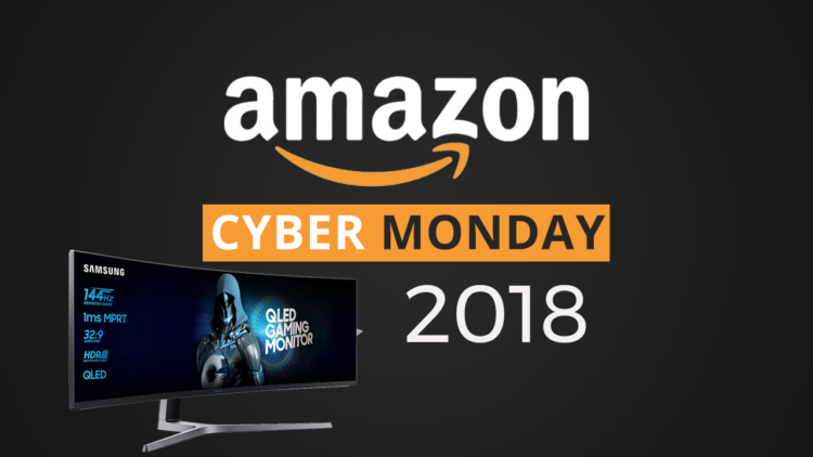 Monitor Cyber Monday 2018